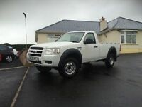 2009 Ford Ranger 2.5 TDCi Single Cab 4x4 2dr+++ single cab 4x4 +++