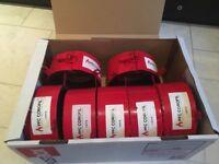 "PFC Corofil 4"" Fire Collars toggle 2 hour x 20"