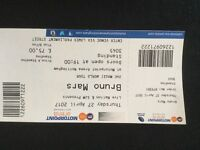 Bruno Mars Tickets for Sale