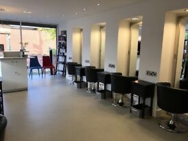 Beauty/treatment room & chair available to rent in East Belfast salon