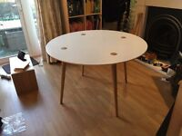 Ikea Round Dining Table - £60 - 1200mm