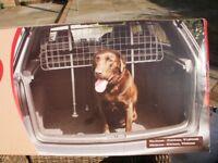 Adjustable Car Dog Guard