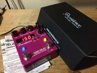 Providence Japan Chrono Delay DLY-4 boss dd dd3 dd7 eventide strymon echo analog