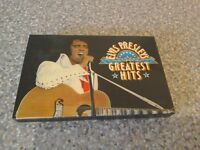 Elvis Presley audio cassettes