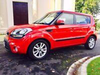 2012 Model Kia Soul II 1.6 Auto Diesel -ford focus s max vw golf corsa astra honda mini renault mpv