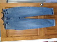 Ladies 'Girlfriend' jeans by TU clothing - Size 12L -new without tags