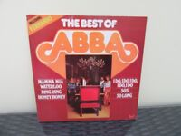 Best of Abba and Abba Arrival vinly lps for sale