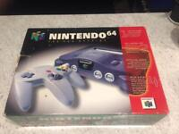 Nintendo 64 Console Bundle