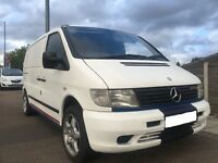 Mercedes Vito 112cdi nice and clean