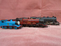 3 hornby engines