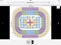 Antony Joshua tickets x 2 31st March Cardiff