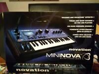 Mininova synthesiser by novation