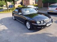 Rare Black Rover 75 Connoisseur 2.0 Diesel CDT SE 2001 Bulletproof BMW Engine