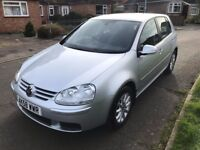 2008 (58) VW Volkswagen Golf 1.9 TDi Match Full Service History 12 Months MOT Great Condition