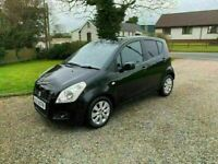 2008 SUZUKI SPLASH 1.2 GLS+ MOTD MARCH 2021 - CHEAP INSURANCE — polo corsa up i10 i20 fiesta ka