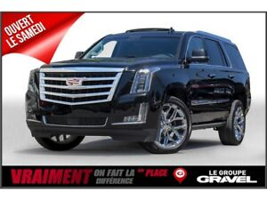 2017 Cadillac Escalade Premium Luxury DVD CUIR TOIT OUVRANT