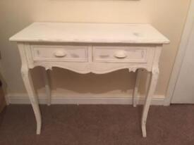 Solid Shabby Chic Dresser