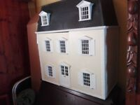 del prado Dolls House and BOXES of additional stuff