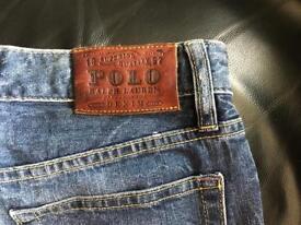 Boys Ralph Lauren jeans age 12