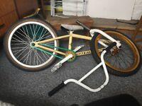 Custom BMX bike / parts