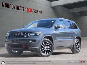 2018 Jeep Grand Cherokee Trailhawk*Pano-Roof*Leather*TowPkg*NAV*
