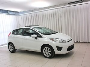 2013 Ford Fiesta SE 5DR HATCH w/ MICROSOFT SYNC, HEATED SEATS, S
