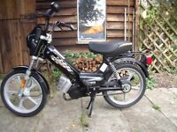 Tomos 2007 sprint 50cc (ONLY 774 MILES)