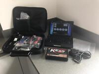 Full Remapping kit, plug and play includes netbook and all cables