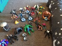 Marvel comics collectables