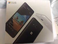 Microsoft lumia 550 - black - new