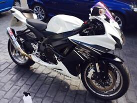 2011 SUZUKI GSXR 600 L1 MAY SWAP PX