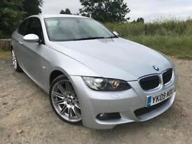 Bmw 3 Series Coupe M Sport 325d E92 Auto Fully Loaded Top Spec 12 Months MOT