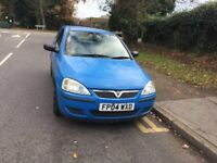 Vauxhall corsa expression twingport for sale, MOT, drives good.
