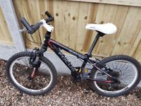 Kids focus mountain bike