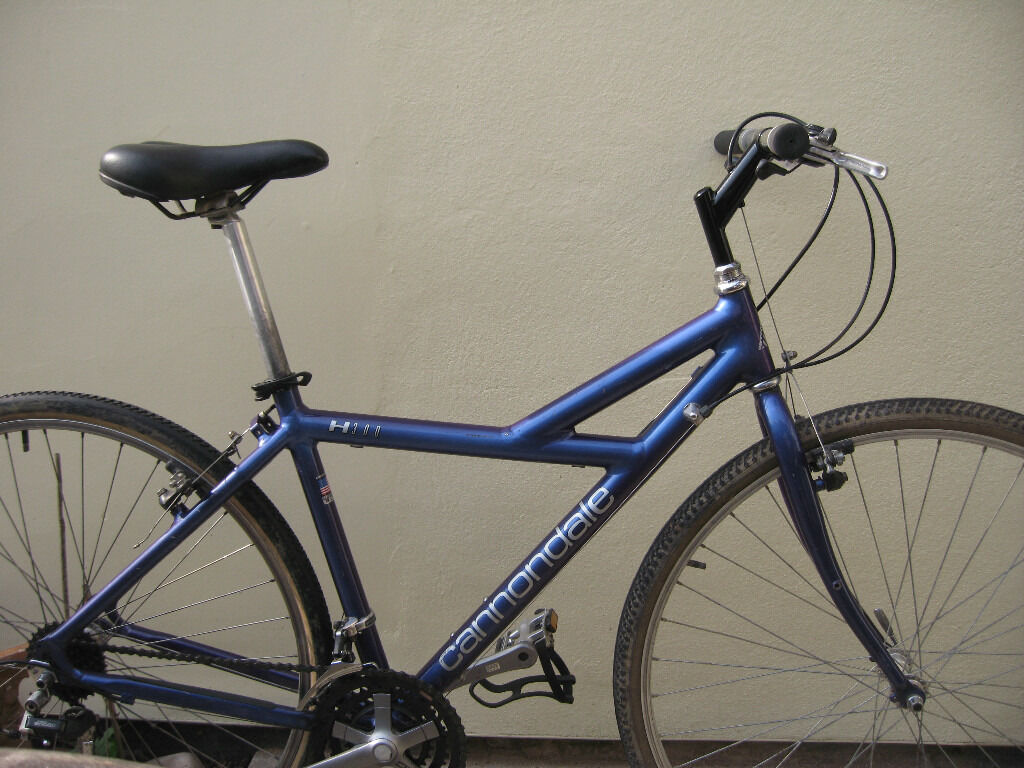 Cannondale H300 Retro 90s Hybrid Bike Ready To Ride Central