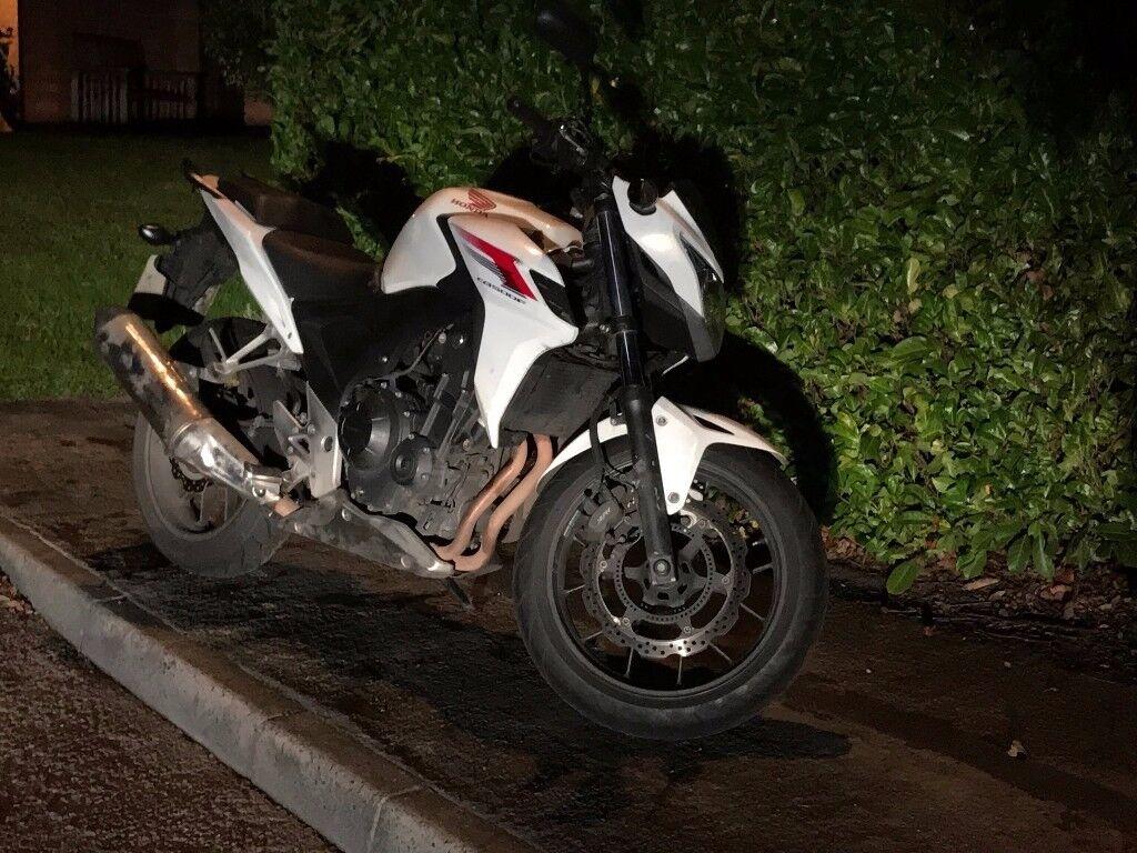Honda CB500FA 2013 A2 Legal Bike