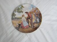 Edwin Knowles plates