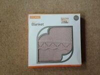 Stokke Sleepi Pink Blanket in the Box unused