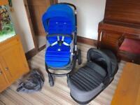 Great condition Britax Affinity pushchair pram stroller