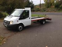 2009 Ford Transit Recovery Truck T350 Lwb Rwd Twin wheels 2.4 115Bhp 6 Speed New Body