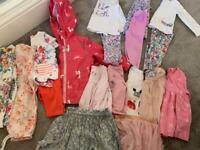 Bundle girls clothes 9-12 & 12-18