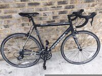 Canondale Gents racer road bike / Immaculate conditions / paid £1000 in April 2016