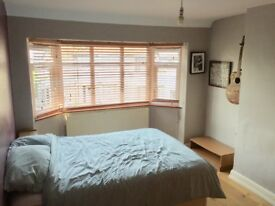 SPACIOUS DOUBLE BEDROOM in detached house with large garden and great links to city centre