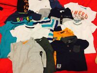 Baby boy clothes ect..3-6 months