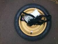 Honda Civic Space Saver Wheel