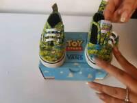 toy story vans kids