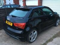 Audi a1 s line not A3 s3 golf gti gtd polo focus st2 st3 bmw 1 series m sport