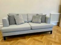 3 Seater French Connection Sofa