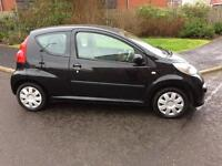 £20 ROADTAX+PEUGEOT 107 1.0 URBAN