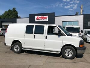 2017 GMC Savana 2500 SHELV&LADDERRACK FROM$1995